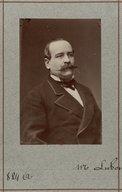 Prince Lubomirski, réfugié polonais, publiciste <br> Atelier Nadar. 1900-1910