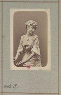 Illustration de la page Blanche Miroir (1859-1938) provenant de Wikipedia