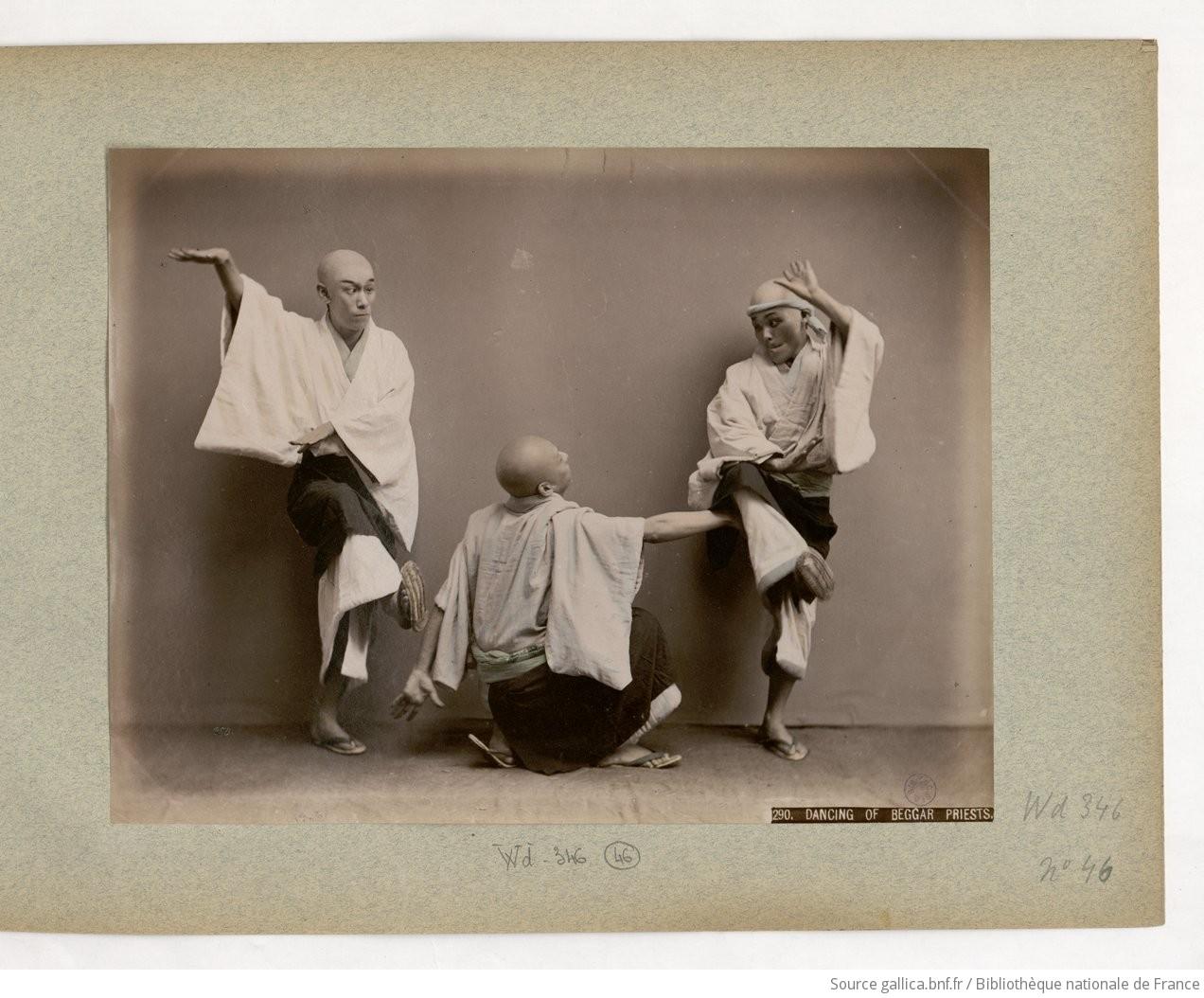 Fig. 46. 290. Dancing of beggar priests;