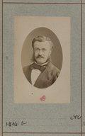 Bildung aus Gallica über Albert Vizentini (1841-1906)