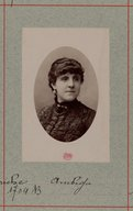 Illustration de la page Augustine Leriche (1860-1938) provenant de Wikipedia