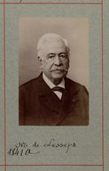 Image from Gallica about Ferdinand de Lesseps (1805-1894)