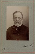 Image from Gallica about Louis Pasteur (1822-1895)