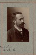 Image from Gallica about Alphonse Bertillon (1853-1914)