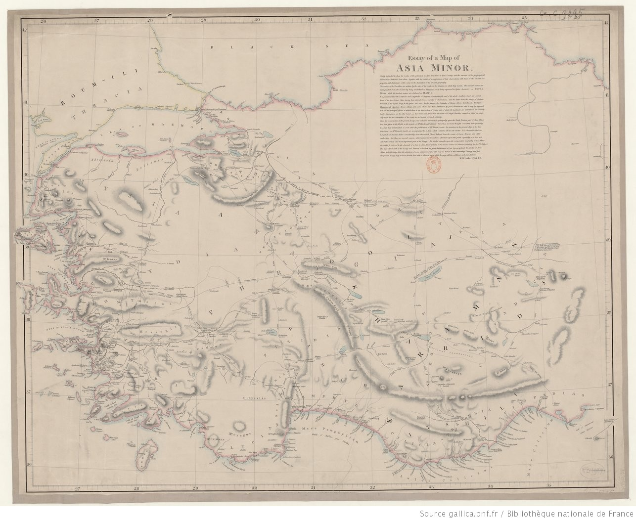 Show The Map Of Asia.Essay Of Map Of Asia Minor 1 1 143 000 Environ Chiefly