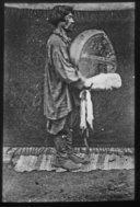 Illustration de la page Chamanisme provenant de Wikipedia
