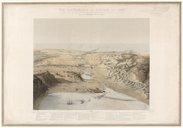 Cartes panoramiques et hydrographiques  Mr. Linant de Bellefonds. 1847-1882