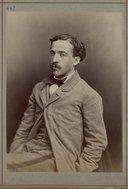 Illustration de la page Jean Baptiste Rousseau (1829-1891) provenant de Wikipedia