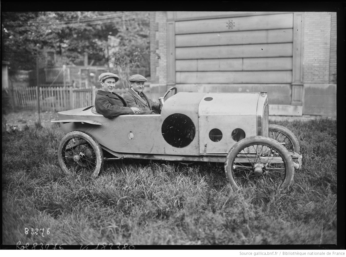Rally cyclecar - Page 6 F1