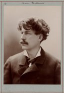 Image from Gallica about Maurice Rollinat (1846-1903)