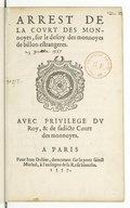 Bildung aus Gallica über Jean Dallier (15..-1574)