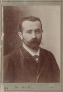 Illustration de la page Alphonse Bertillon (1853-1914) provenant de Wikipedia