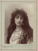 Image from Gallica about Wanda de Boncza (1872-1902)
