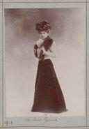 Bildung aus Gallica über Lucy Gérard (1872-1941)