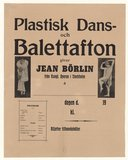 Image from Gallica about Jan Börlin (1893-1930)