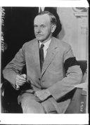 Image from Gallica about Calvin Coolidge (1872-1933)