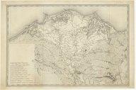 Carte hydrographique de la Basse Égypte <br> P. Jacotin. 1810