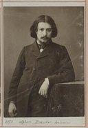 Image from Gallica about Alphonse Daudet (1840-1897)