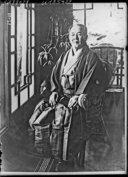 Illustration de la page Eiichi Shibusawa (1840-1931) provenant de Wikipedia