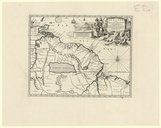 Guajana, ou le Pays des Amazones  P. Van Der Aa. 1415