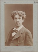 Illustration de la page Charles Cros (1842-1888) provenant de Wikipedia