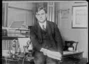 Illustration de la page Franck Hodges (1887-1947) provenant de Wikipedia