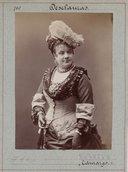 Illustration de la page Marie Desclauzas (1840-1912) provenant de Wikipedia