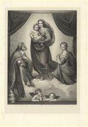 Illustration de la page Madone de Saint-Sixte provenant de Wikipedia