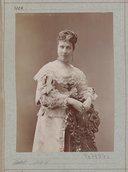 Illustration de la page Mademoiselle Favart (1833-1908) provenant du document numerisé de Gallica
