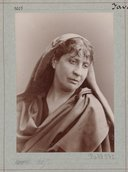 Image from Gallica about Mademoiselle Favart (1833-1908)