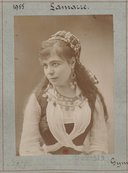 Illustration de la page Marie Pauline Lamarre (18..?-1883?) provenant de Wikipedia