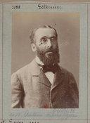 Bildung aus Gallica über Eugène Leterrier (1843-1884)