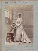 Illustration de la page Kate Munroe (1848-1887) provenant de Wikipedia