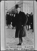 Illustration de la page Wilhelm Cuno (1876-1933) provenant de Wikipedia