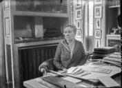 Bildung aus Gallica über Jeanne Lanvin (1867-1946)