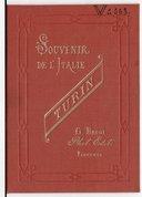 Illustration de la page Turin (Piémont, Italie) provenant du document numerisé de Gallica