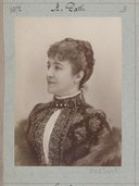 Image from Gallica about Adelina Patti (1843-1919)