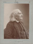 Image from Gallica about Franz Liszt (1811-1886)