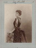 Illustration de la page Jeanette Churchill (1854-1921) provenant de Wikipedia