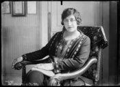 Bildung aus Gallica über Louise Faure-Favier (1870-1961)