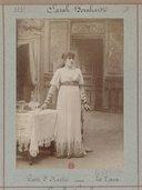 Illustration de la page Sarah Bernhardt (1844-1923) provenant de Wikipedia