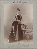 Illustration de la page Marie Magnier (1848-1913) provenant de Wikipedia
