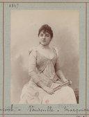 Illustration de la page Mlle Verneuil (1869-19..) provenant de Wikipedia