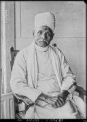 Image from Gallica about Madan Mohan Malaviya (1861-1946)