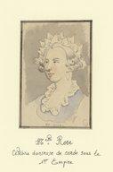 Illustration de la page Mademoiselle Rose (danseuse, 17..-18..) provenant de Wikipedia