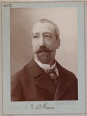 Image from Gallica about Anatole France (1844-1924)