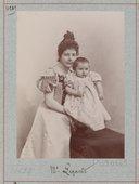 Bildung aus Gallica über Maria Legault (1858-1905)