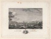Bildung aus Gallica über Le Port du Havre Vu de la Citadelle sur le Bastion du Roi