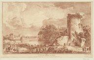 Image from Gallica about 1re Vue des environs de Rouen