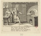 Image from Gallica about Boulangers